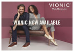 Vionic Now Available Postcard
