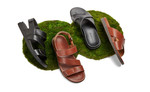 SS20 Mens Leather Sandal Collection