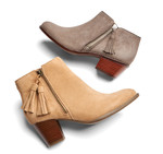 AW19 Tassel Boots