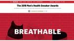 Mens Health Sneaker Awards