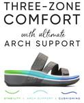 Alexis Three-Zone Comfort