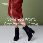 """Video: Kaylee Common Shoe Myths """"Style you Want. Comfort you Crave."""" 30Seconds"""