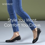"""Video: Hannah Common Shoe Myths """"Style you Want. Comfort you Crave."""" 30Seconds"""