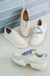 SS21 White Sneaker Collection