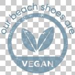 Vegan Beach Shoes White Icon